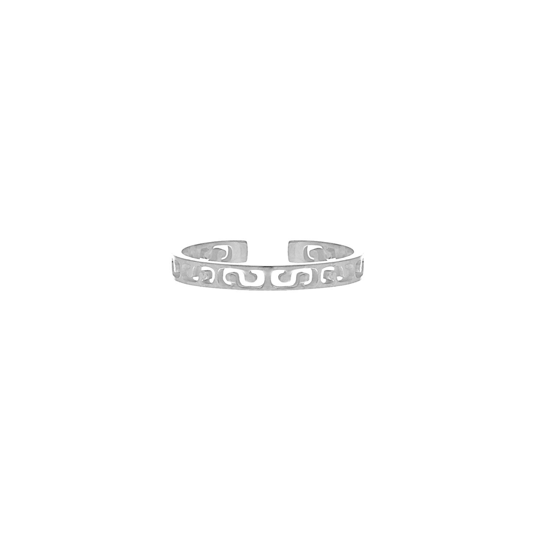Minimalistische ring print
