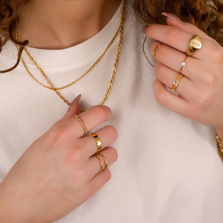 Mooie ringen om te shoppen