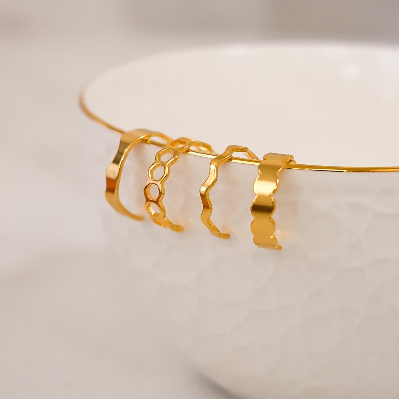 Ringen dragen voor een mooie look