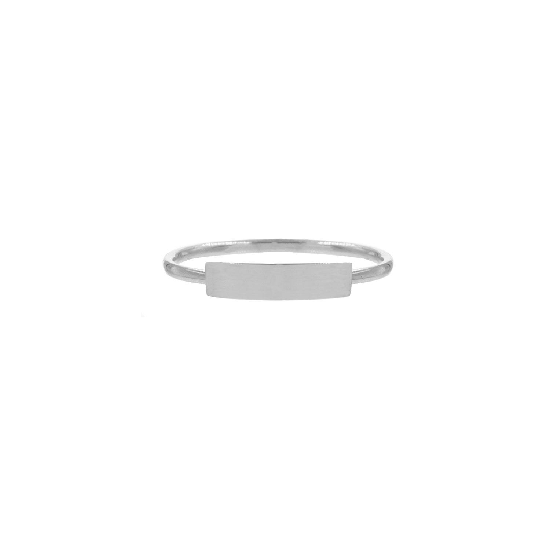 Ring bar stainless steel
