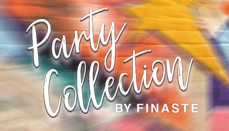 party collectie finaste banner