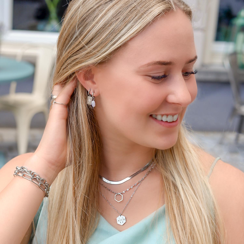 Trendy mix van sieraden voor een complete look